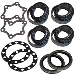 Front Wheel Bearing / Seal Kit 4WD IFS 1986-1995