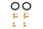 1986-1995 OEM IFS Spindle Bushing & Seal Kit OEM Toyota P/N: 90381-30006 90381-30003 90316-60004