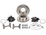 Rear Disc Brake Conversion (1979-1995) 4wd Pickup & 4Runner