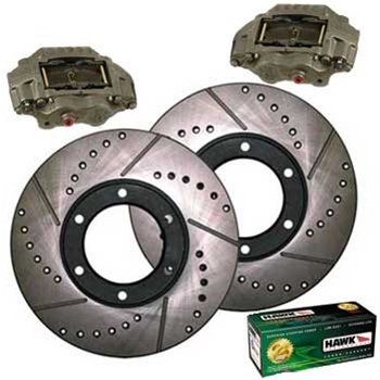 Performance Toyota Disc Brake Conversion Kits