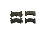 Replacement Brake Pads For Disc Conversion Kits # 1055201 & 1055200 ONLY