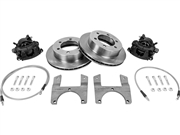 Tacoma Rear Disc Brake Conversion Kit (2005-Current)