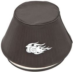 "PreCharger Wrap Rock Ripper Dust Defense Pre-Filter, 5"" Cone"
