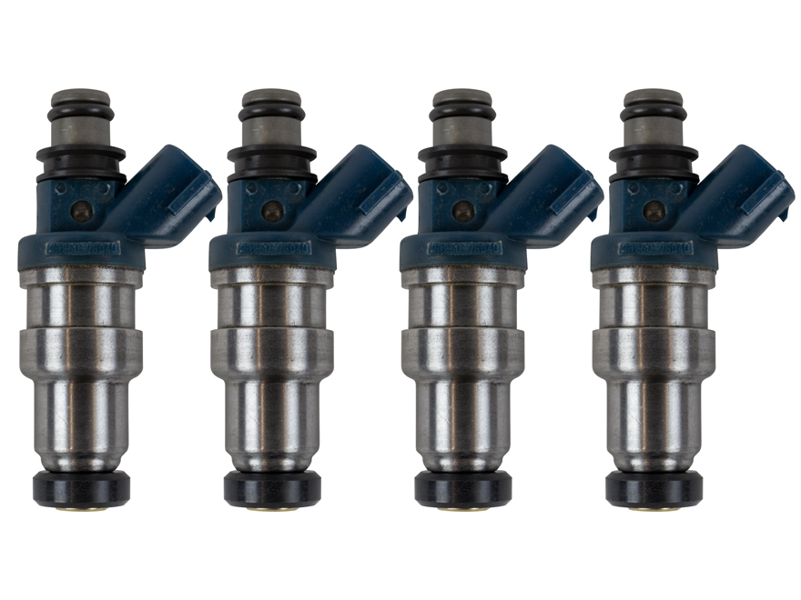 2RZ Equalized Fuel Injector Set 95 09 00
