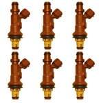 5VZ (V6) Equalized Fuel Injector Set (99-04)