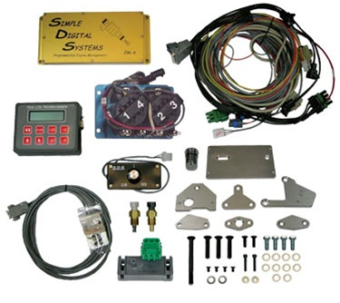 Pro Fuel Injection Kit #3 Naturally Aspirated 4 Cylinder