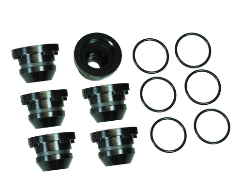 Fuel injector Cup 3VZ & O Ring Set of 6
