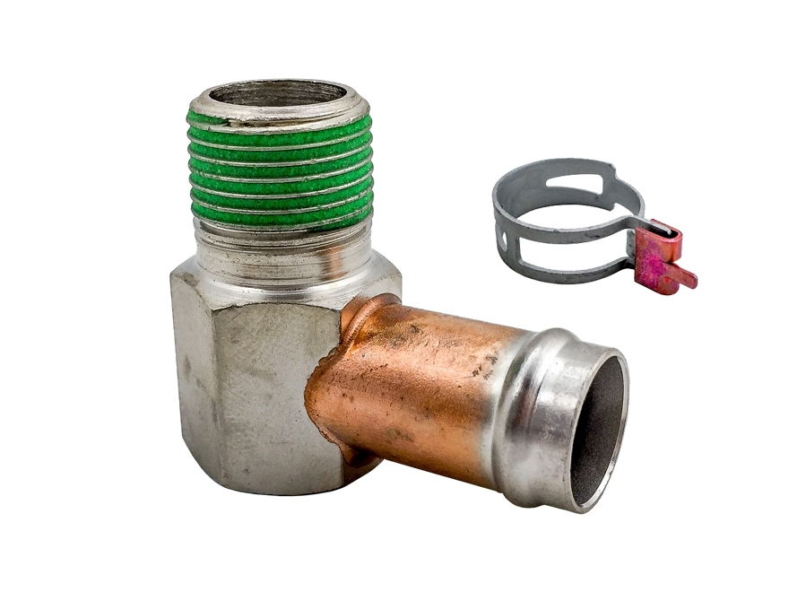 22R/RE OEM Coolant Bypass Union (Elbow) 1981-1995