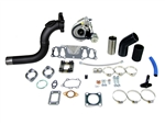 CT20 To Garrett GT25R Turbo Kit-Fit Stock Manifold