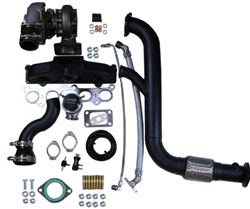 Street Turbo Kit(Low Boost) - 2RZ