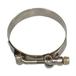 T-Bolt Hose Clamp - 3.25""