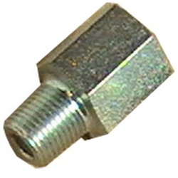 "Oil Fitting - 28bspt to 1/8""npt (Female)"