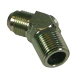 Oil Drain Fitting 45°1/2 NPT(Male) to-10AN(Male)