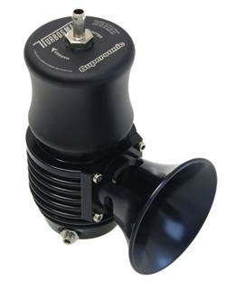 Blow Off Valve - 38mm Supersonic(Black)