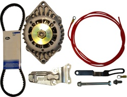 High Output Alternator Kit(120 Amp) - 22R/RE/RET