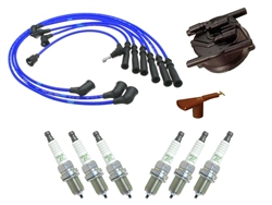 Street Tune-up Kit With NGK Plug Wires 3.0L 3VZ 1988-1991
