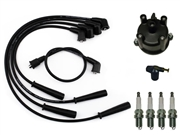 Street Tune-up Kit With Plug Denso Wires 222R/RE (80-92)