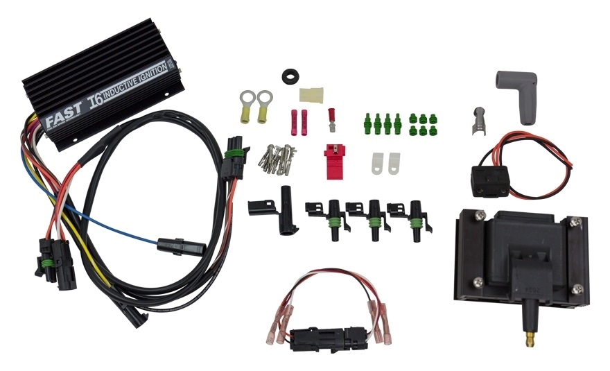 FAST Pro Street Ignition Kit For EFI 22RE/RET/3VZ Jacobs Ignition System Wiring Diagram on