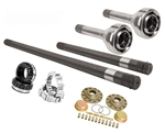 Longfield 30-Spline 4340 Chromoly Super Set Solid Axle