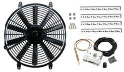 Electric Fan Kit 20R/22R/RE Pickup 1975-1983 & Celica1975-1985