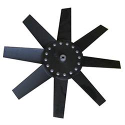Black Magic Fan - Replacement Fan Blade(Straight)