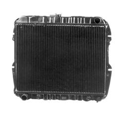Heavy Duty Radiator - 22RTE (1985-1987) Pickup & 4Runner