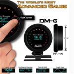 PLX DM-6 Multi Gauge Display Only