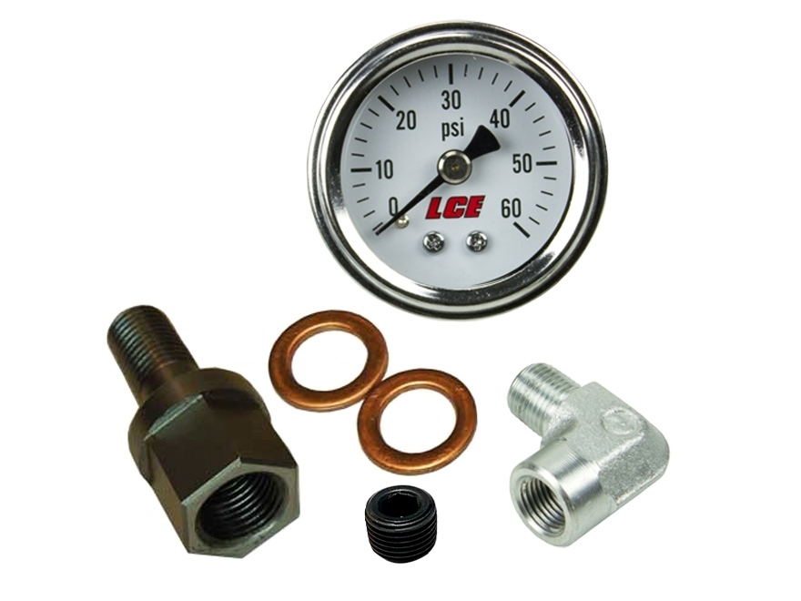 Fuel Pressure Bolt Kit 22RE LC Engineering 1093076
