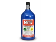 Nitrous - 2lb. Electric Blue Nitrous Bottle