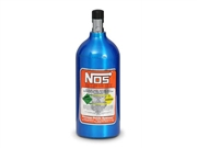Nitrous - 2.5lb. Electric Blue Nitrous Bottle