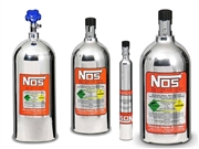 Nitrous - 10 oz. Polished Nitrous Bottle