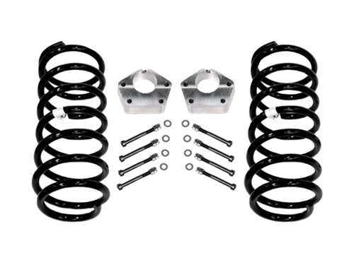"Toytec 2"" Lift Kit with Rear Coils For 1990-1995 4WD 4Runner"