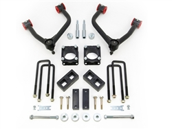 "ReadyLIFT Tundra (2007-2013) 2WD/4WD (+4"") SST Lift Kit  (+4.0""Front & +2.0""Rear)"