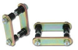 Shackles(For Extra-Flex Springs)-Front Offset 5.5""