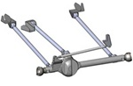 3 Link Front Suspension