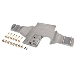 Rock Defense Dual Transfer Case Crossmember - Tacoma 1995-2004