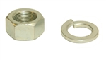 Sector Shaft Nut and Washer Set