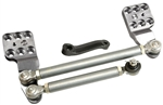 Six Shooter High Steer Kit With Flat Pitman Arm