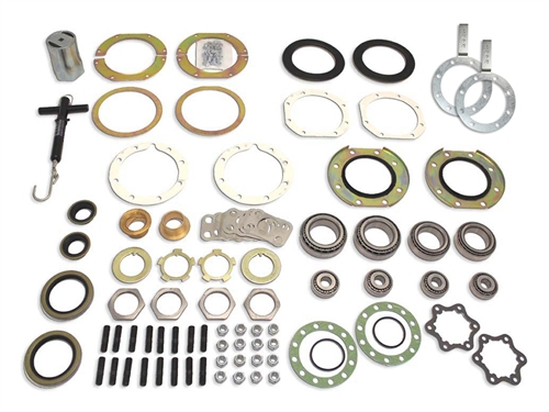 LROR Ultimate Knuckle Rebuild Kit Toyota Solid Axle