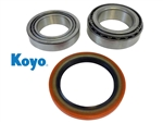 Japanese Koyo Toyota Front Wheel Bearing Kit (2 Bearings, 2 Races,1 Seal)