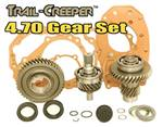 Trail Creeper Transfer Case Gears 4.7 (23-Spline)
