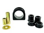 Polyurethane Steering Rack Bushings 2000-2006 2WD/4WD Tundra & 2001-2007 Sequoia