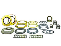 Solid Axle Knuckle Service Kit w/o Wheel Bearings