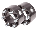 "Wheel Spacers(Pair) - 6 Lug x 3""Wide (6 on 5.5"")"