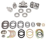 Trunnion Bearing Eliminator Kit-79-95 w/Solid Axle