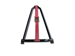 Bed Mounted Spare Tire Rack Universal