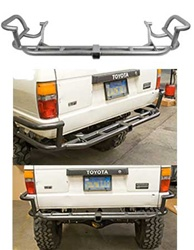 Rock Defense Rear Bumper - (84-88) P/U