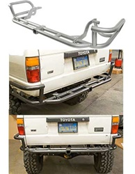 Rock Defense Rear Bumper - (89-95) P/U