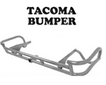 Rock Defense Rear Tacoma Bumper 1995-2004
