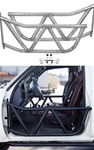Rock Defense Tube Doors, 95.5-04 Single Cab Tacom